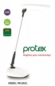 đèn bàn led protex model pr-002l