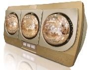 Đèn sưởi nhà tắm Protex 3 bóng PX03